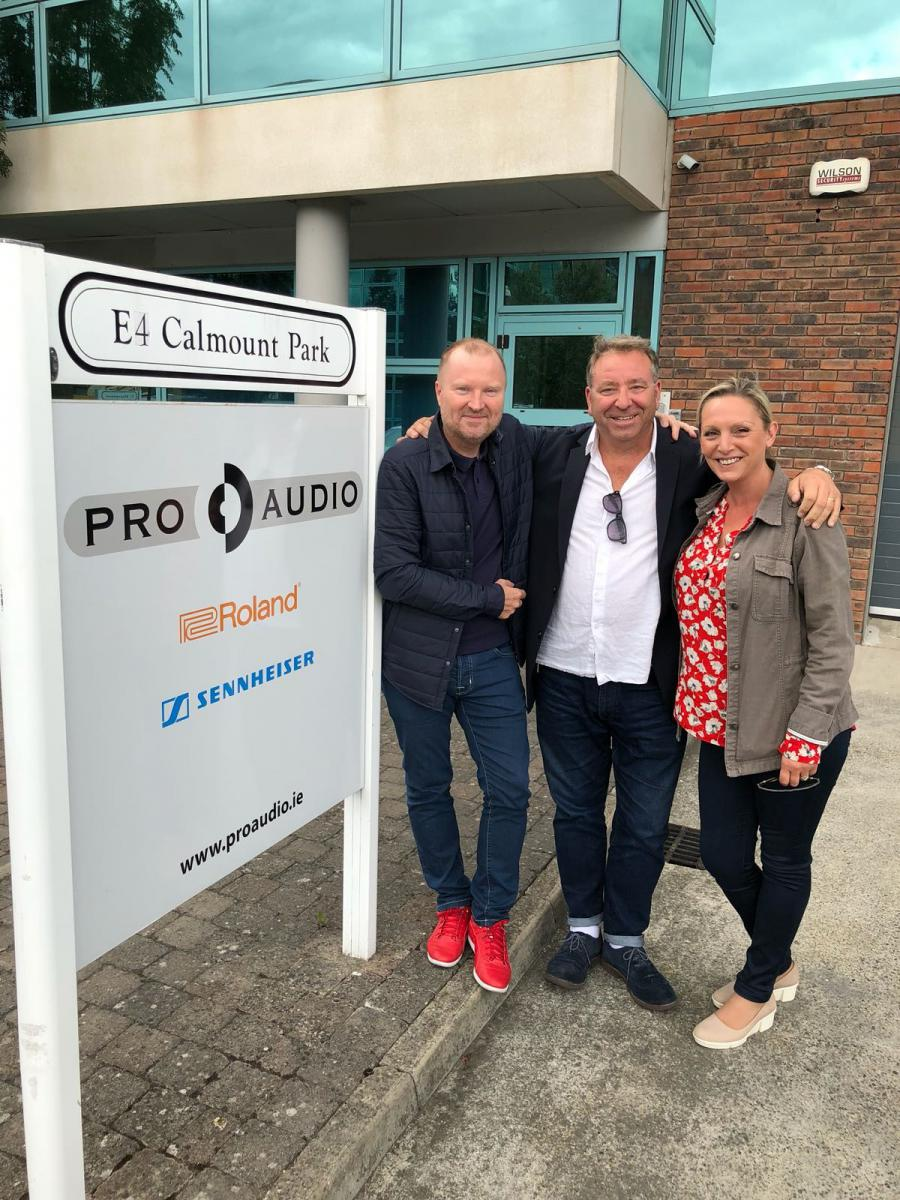 Professional Audio Ltd becomes QSC Pro trader in Ireland