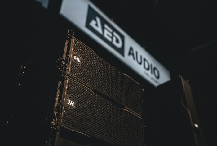 AED Audio demo