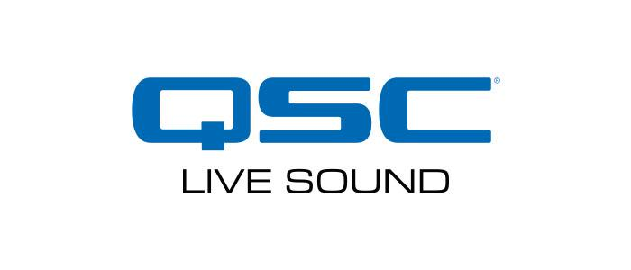 Brand Information QSC Live Sound | AED Group