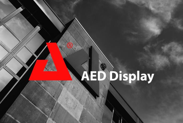 AED Display