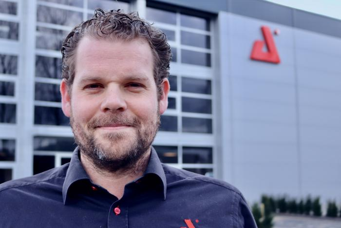 Chris van Etten - Commercial Manager - AED Nederland