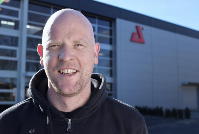 Tim Stad - Warehouse Manager - AED Nederland