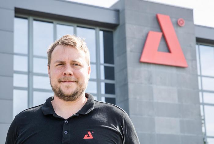 AED Distribution - Xavier Huybrechs - Account Manager Belgium & Luxembourg
