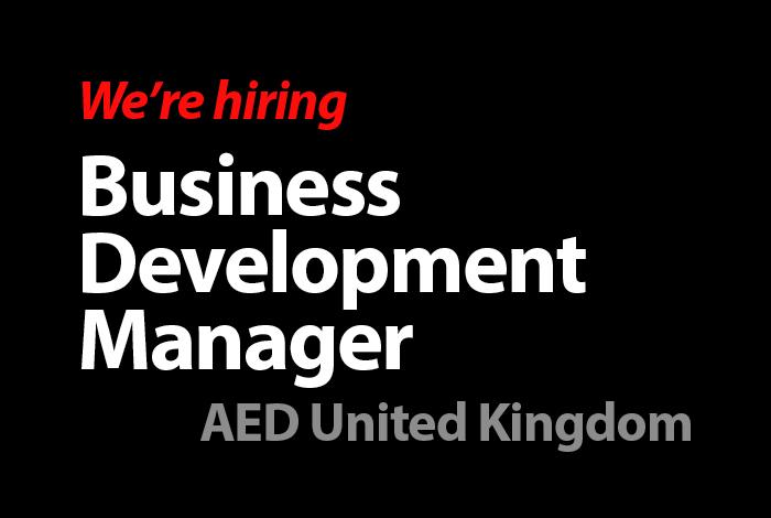 Business Development Manager (AED UK)