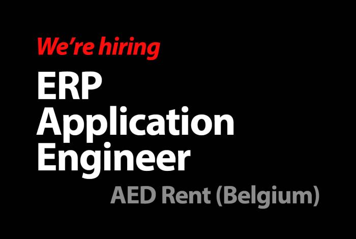 ERP Application Engineer